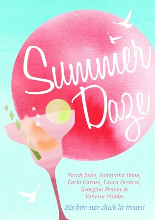 Summer Daze cover